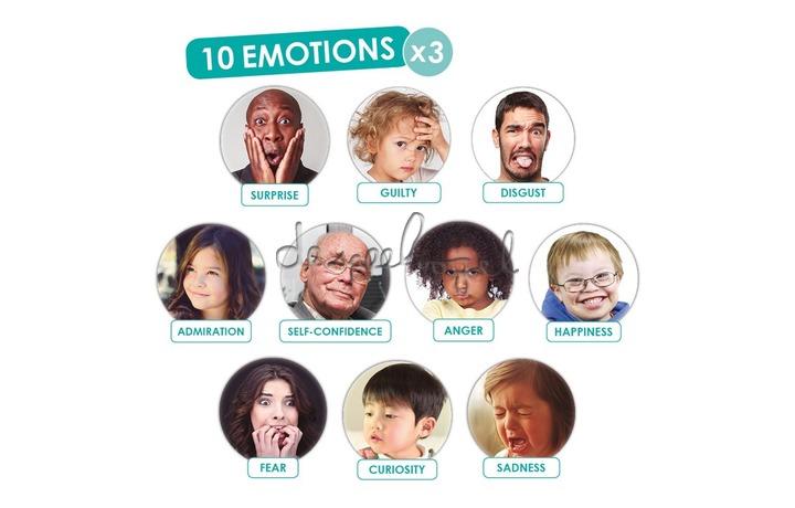 20545 Herkennen en leiden van emoties