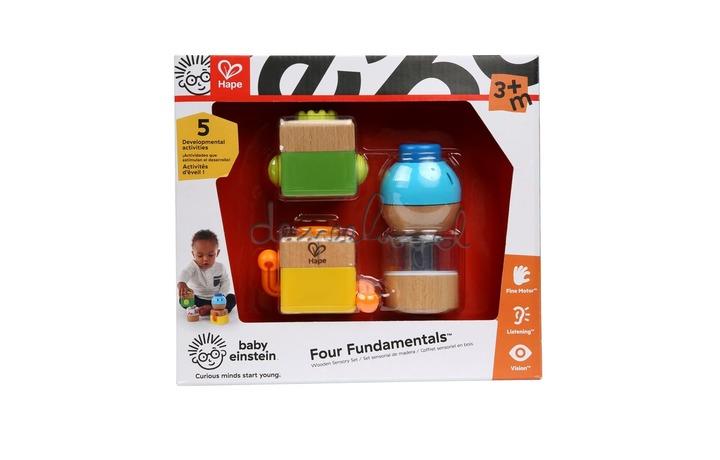 11886 Baby Einstein - Four Fundamentals
