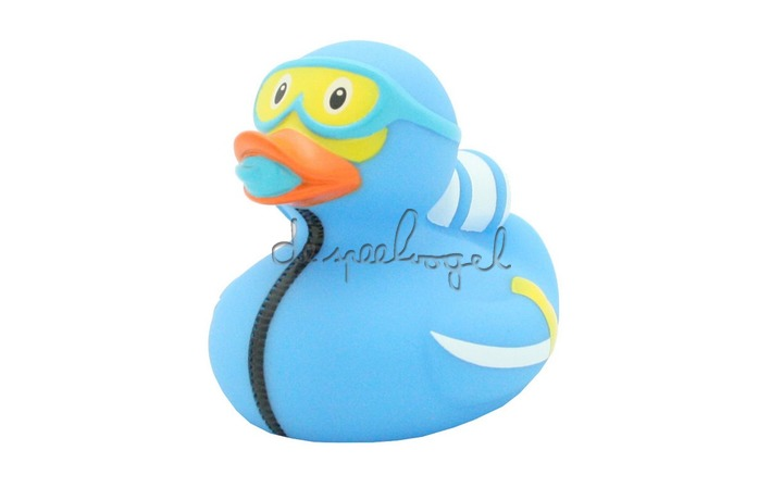 1863 Diver Duck - design by LILALU