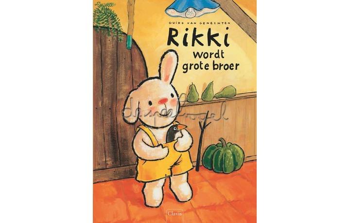 Rikki Wordt Grote Broer /Genechten