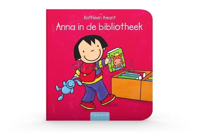Anna In De Bibliotheek /Amant