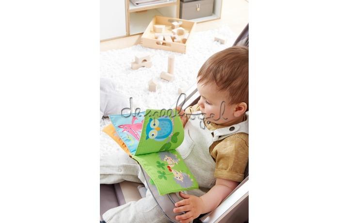305224 Stoffen boek Geluk