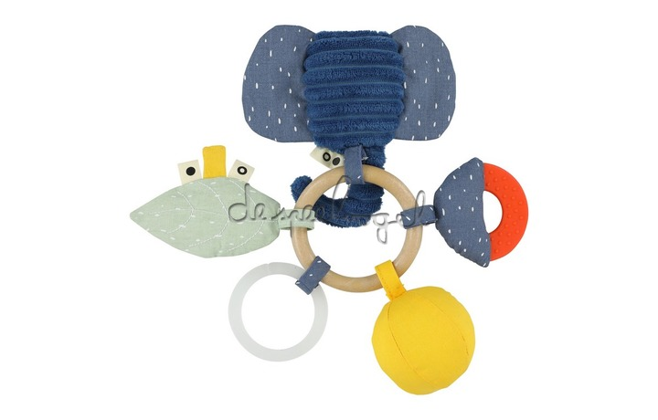24581 Activity Ring - Mrs. Elephant