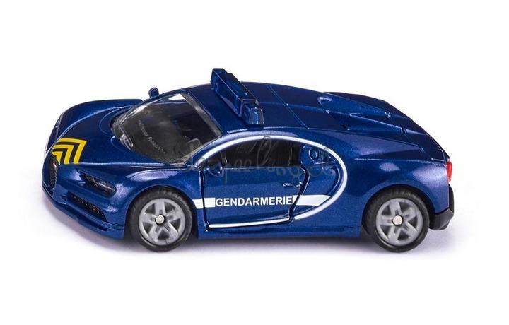1541 Bugatti Chrion Gendarmerie
