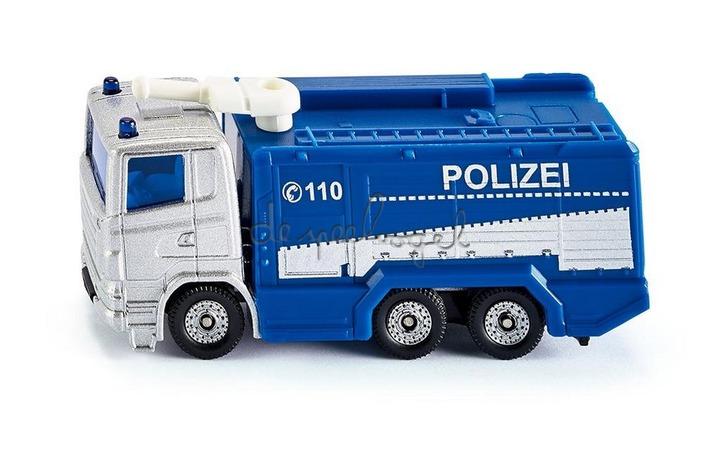 1079 Politiewagen met waterkanon