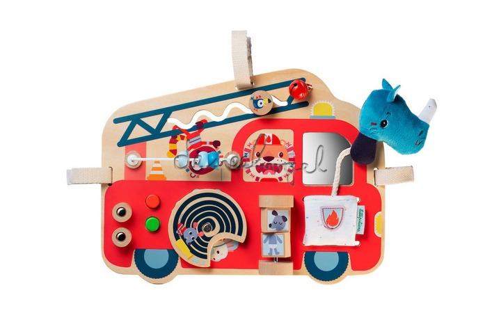 83180 Brandweerwagen activiteitenpaneel