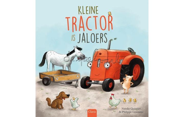 Kleine tractor is jaloers / Nathalie Quintart