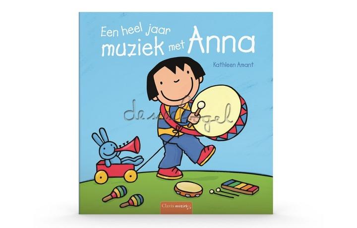 Een heel jaar muziek met Anna / Kathleen Amant