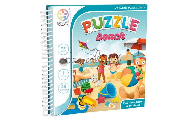 SGT 300 Puzzle Beach- NEW 2020