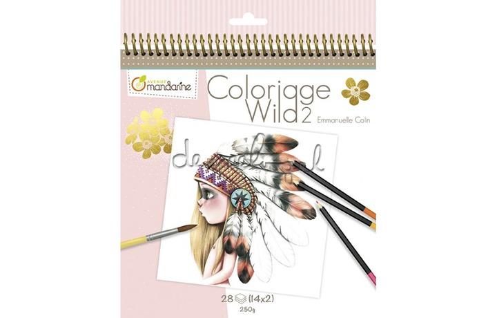 GY068 Kleurboek Wild 2