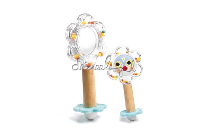 DJ06118 Baby Flower Rammelaar