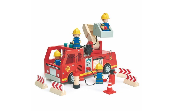 4608367 Brandweerwagen