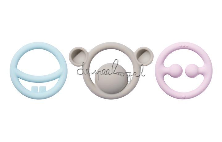5043401 Nigi, Nagi & Nogi / Set Pastelkleuren