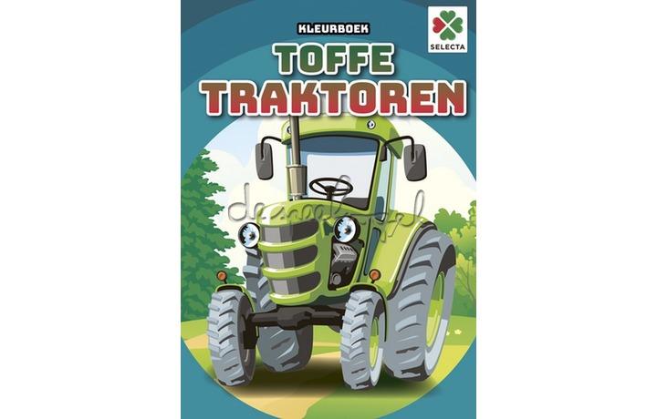 56105 Toffe Traktoren Kleurboek