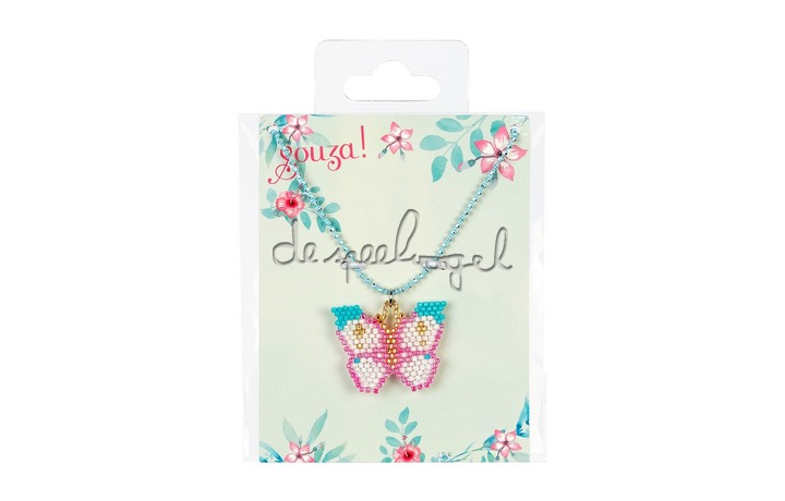 105729 Cadeauset Butterfly, ketting