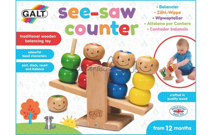 1005230 First Years - See-Saw Counter