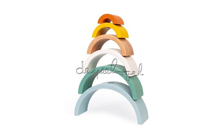 J04405 Sweet Cocoon, Regenboog schildpad