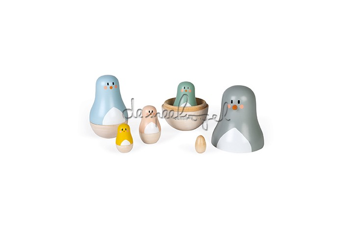 J04417 Sweet Cocoon, Russian dolls