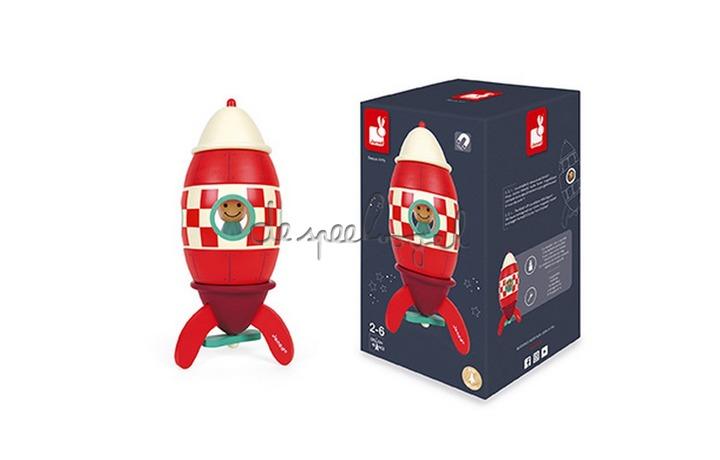 J05214 Kit Magnet Super Raket
