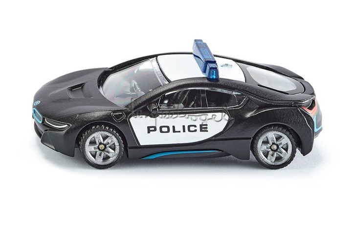 1533 BMW i8 Americaanse Politie