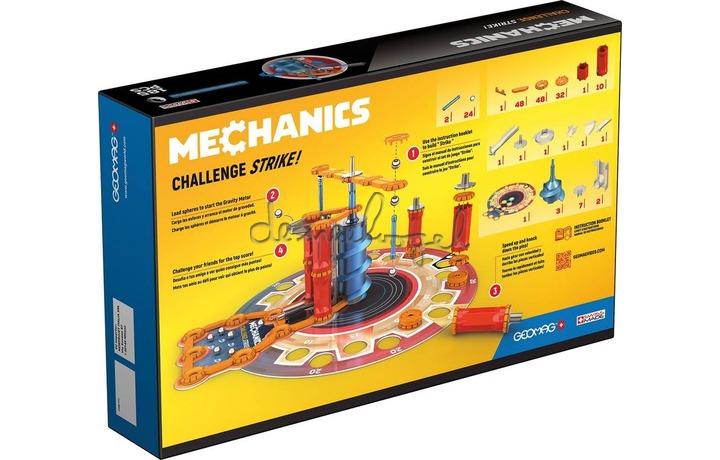 777 Geomag Mechanics Gravity Challenge 185 delig