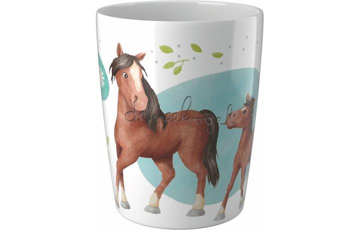305697 Beker Paarden