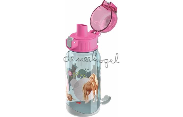 305705 Drinkfles Paarden