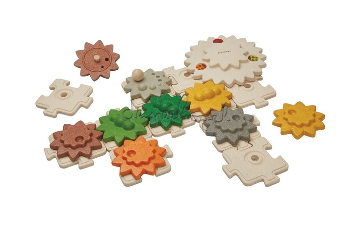 5394 Gears & Puzzles