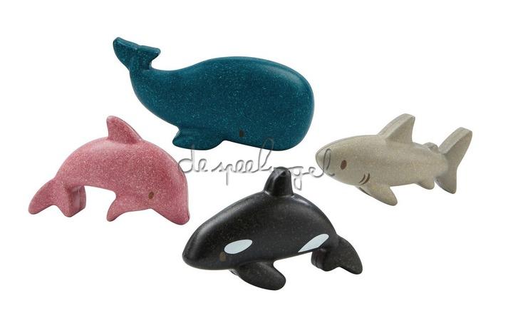 6129 Sea Life set