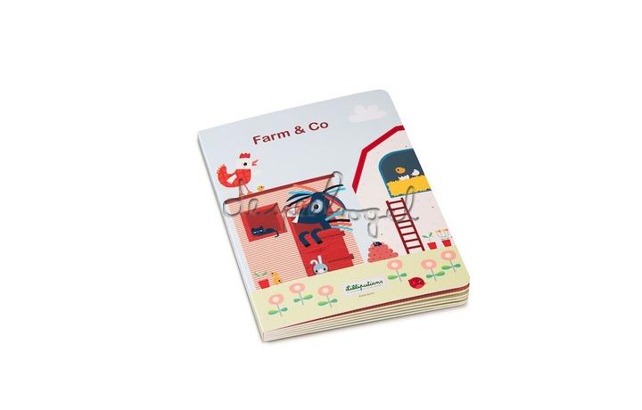 83226 FARM & CO - Mijn eerste puzzelboek