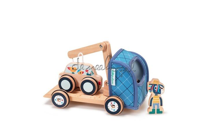 83232 Ignace Takelwagen