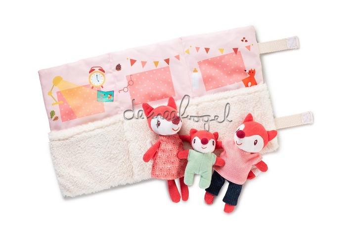 83231 Alice Set van minipersonages - Het gezin van Alice het vosje