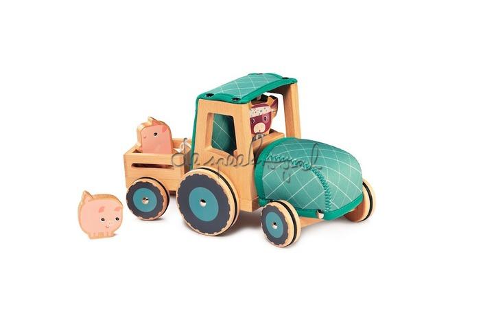 83233 Rosalie Tractor