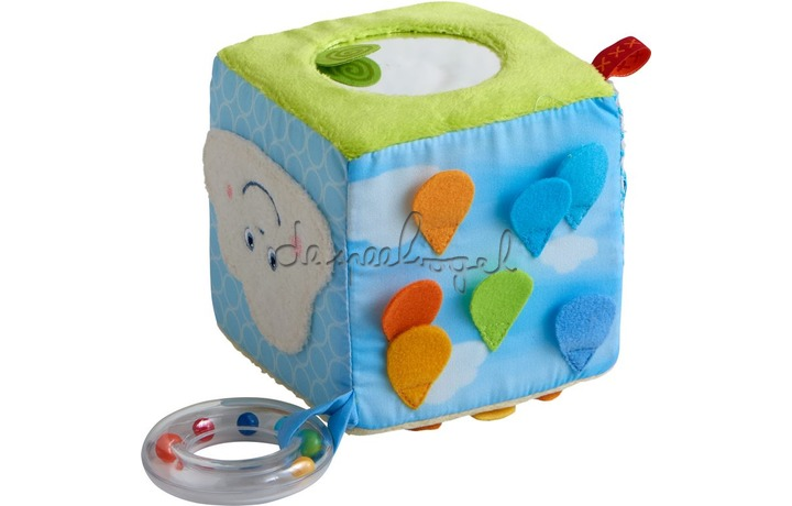 306030 Speelkubus regenboogwereld
