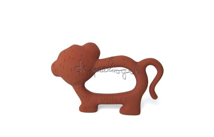 37656 Natural rubber grijpspeeltje - Mr. Monkey