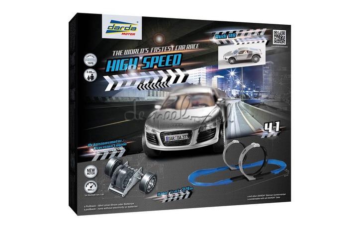 Darda 50253 Racebaan High Speed