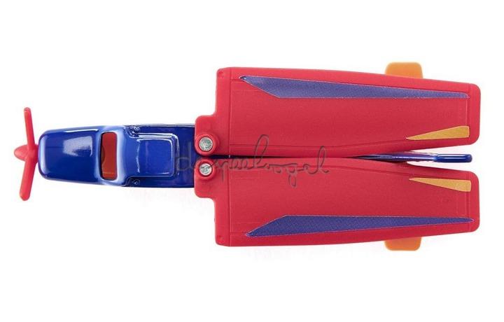 1101 Vliegtuig sportief