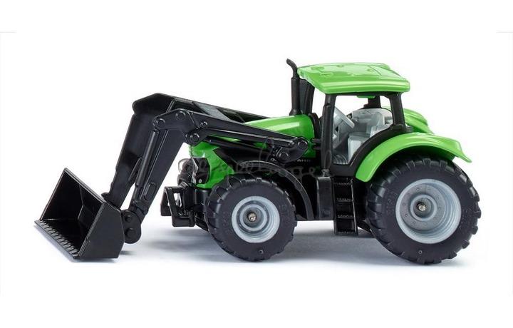 1394 Tractor Deutz met frontale lader