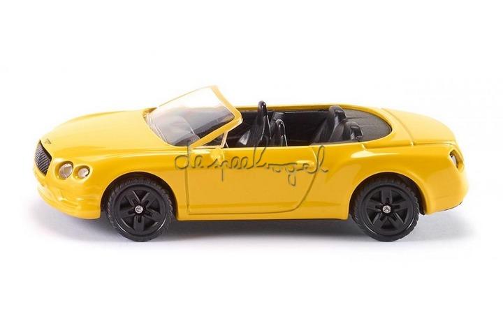 1507 Bentley GT V8 Cabriolet