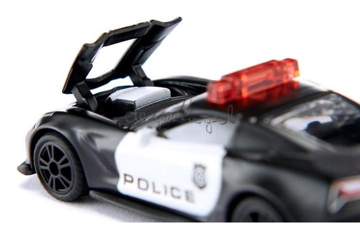 1545 Chevrolet Corvette ZR1 Police