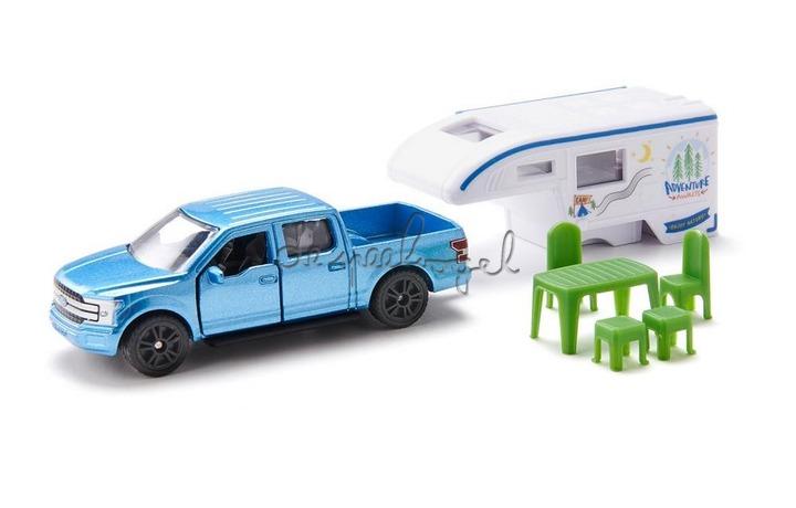 1693 Ford F150 Pick-Up Camper