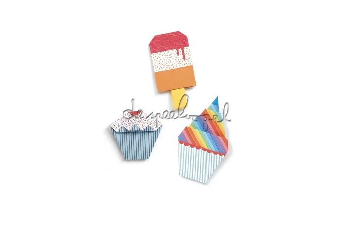 DJ08756 Origami - Délices