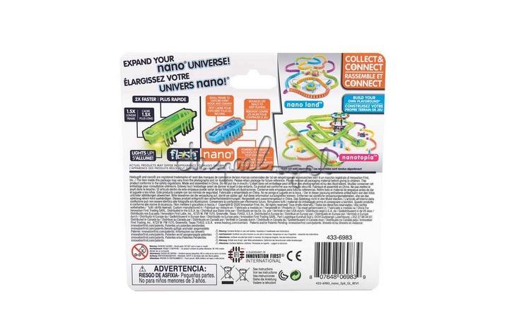501743 HEXBUG Nano + Flash 5-Pack