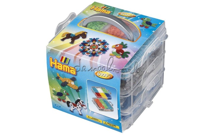 2000550 Hama 6701 Storage Box Small