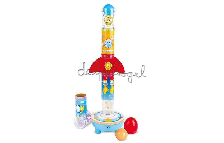 E0387 Rocket Ball Air Stacker