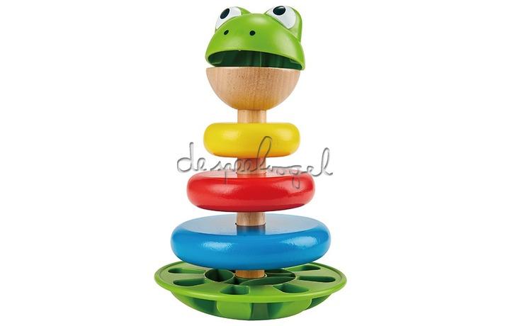 E0457 Mr. Frog Stacking Rings