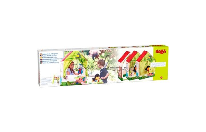 306184 HABA Poppenkast Boomgaard
